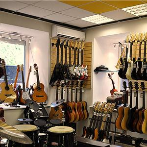 Музыкальные магазины Амурска