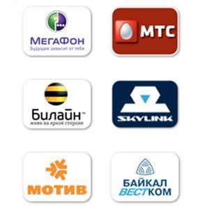 Операторы сотовой связи Амурска