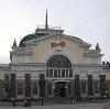 Железнодорожные вокзалы в Амурске