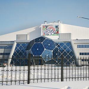 Спортивные комплексы Амурска