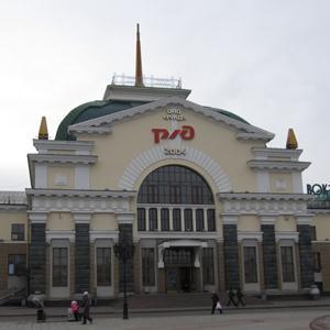 Железнодорожные вокзалы Амурска
